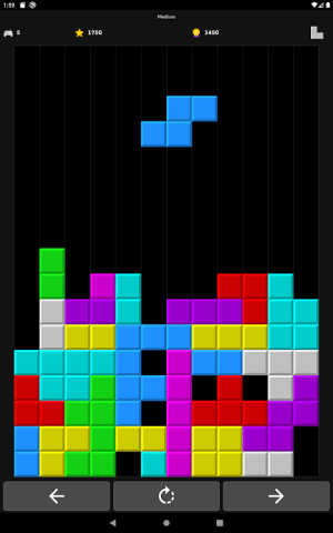 Android Brick Game Screen 18