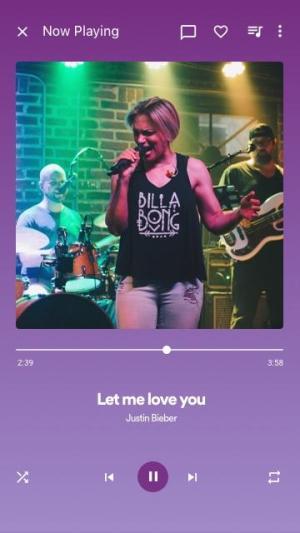 Music Player - MP3 Player v5.8.0 Screen 6