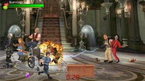 Android Extra Lives (Zombie Survival Sim) Screen 2