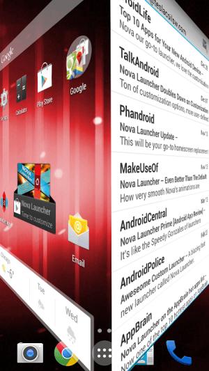 Nova Launcher 4.2.0-beta7 Screen 3