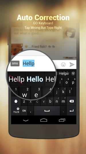 GO Keyboard - Emoji, Emoticons 2.30 Screen 8