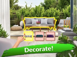 Flip This House: Design & Home Makeover Games 3D 1.103 Screen 5