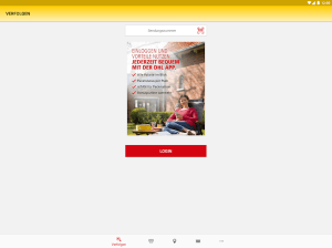 DHL Paket 2.25.1 Screen 4
