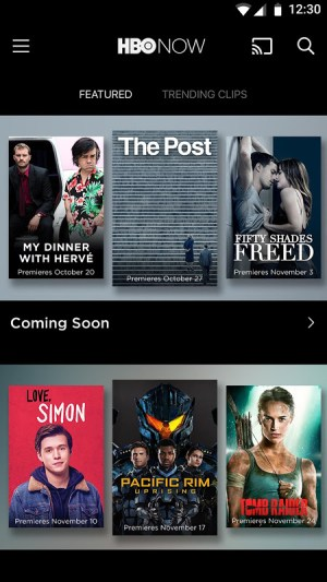 HBO NOW: Stream TV & Movies 17.0.1.192 Screen 6