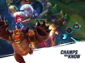 League of Legends: Wild Rift 2.4.0.4727 Screen 2