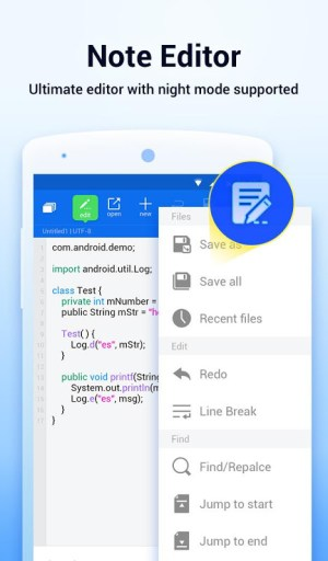 Android ES File Explorer/Manager PRO Screen 9