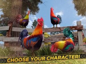 Wild Rooster Run - Frenzy Chicken Farm Race 2.11.9 Screen 5