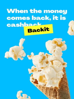 Android Backit cashback: eBay, Aliexpress and 900+ shops Screen 1