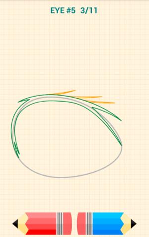 Draw Anime Eyes 4.2 Screen 2