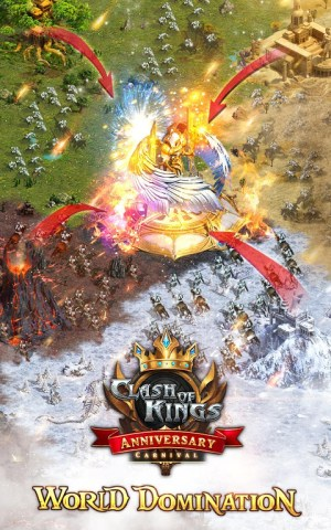 Clash of Kings : Newly Presented Knight System 6.11.0 Screen 4