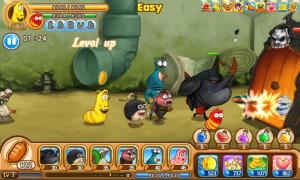 Larva Heroes: Lavengers 2.7.9 Screen 4
