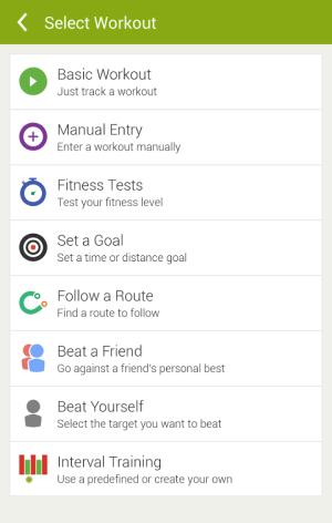 Endomondo Sports Tracker PRO 10.7.1 Screen 13
