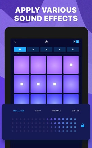 Android Drum Pads - Beat Maker Go Screen 10