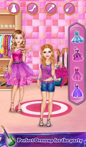 Rockstar Princess Spa & Salon 1.0.2 Screen 3