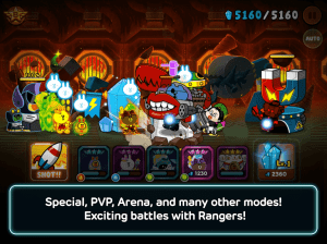 LINE Rangers - a tower defense RPG w/Brown & Cony! 6.5.3 Screen 11
