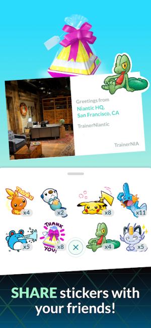 Pokémon GO 0.195.1 Screen 3