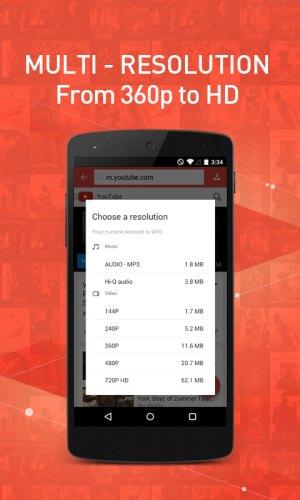 Youtube Video Downloader - SnapTube Pro 4.75.0.4751010 Screen 1