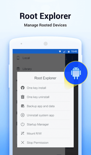 Android ES File Explorer/Manager PRO Screen 22