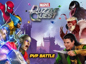 MARVEL Puzzle Quest: Join the Super Hero Battle! 196.517093 Screen 12