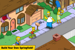 The Simpsons™:  Tapped Out 4.42.0 Screen 1