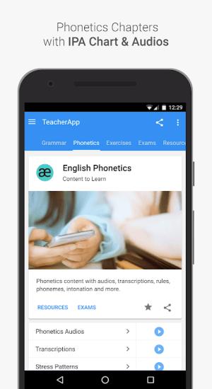 English Grammar & Phonetics 7.3.4 Screen 14