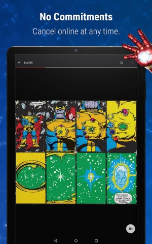 Marvel Unlimited 6.3.0 Screen 9