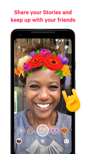 Messenger – Text and Video Chat for Free 261.0.0.0.11 Screen 2