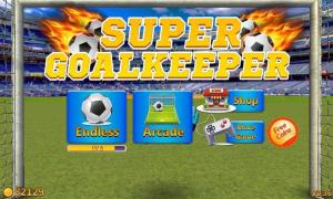 Android Super Goalkeeper - Soccer Game Screen 4