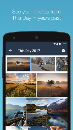 Amazon Photos 1.33.0-65114411g Screen 1