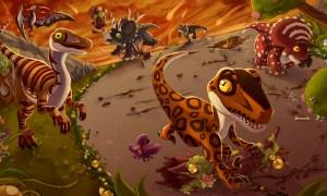 Dinos Survival Run 1.5 Screen 4