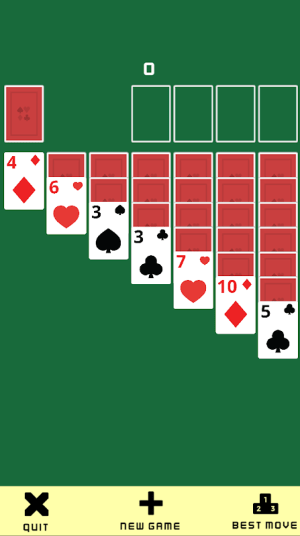 Solitaire Klondike: Play Solitaire Card Game Free 18.03.11 Screen 3