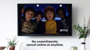 Netflix 6.2.2 Screen 1