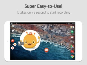 Mobizen Screen Recorder 3.4.1.7 Screen 1