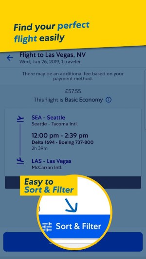 Expedia Hotels, Flights, Car Hires & Activities 20.27.0 Screen 7