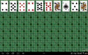 Spider Solitaire Free Game 1.0.4 Screen 2