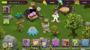 My Singing Monsters 2.3.3 Screen 2