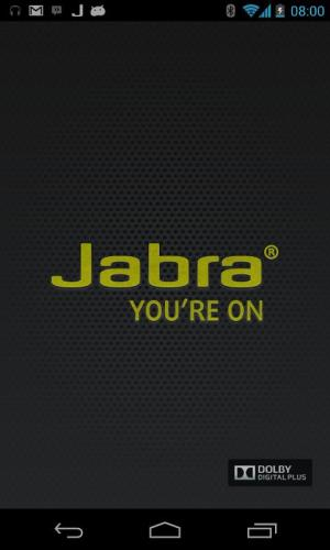 Jabra Service 1.4.4 Screen 1