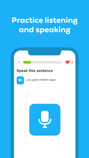 Android Duolingo: Learn Languages Free Screen 1