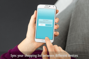Shopping Scan Shopping List 2.3.6 Screen 3