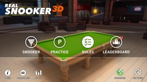 Android Real Snooker 3D Screen 8