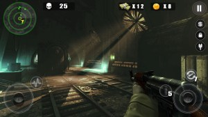 Zombie Hitman-Survive from the death plague 1.1.3 Screen 2
