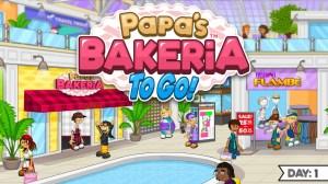 Papa's Bakeria To Go! 1.0.0 Screen 3