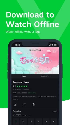 iQIYI Video – Dramas & Movies 3.3.6 Screen 3