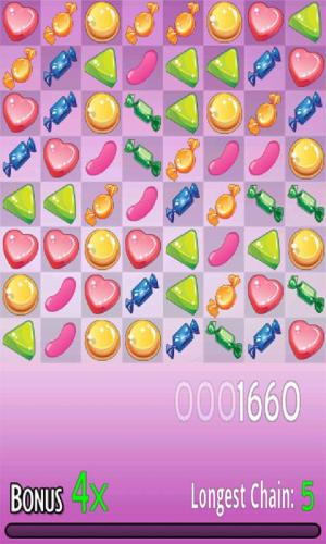 Android Candy Match Screen 7