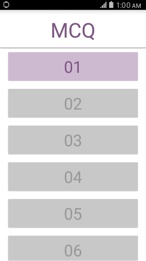 Android Logo Quiz Screen 6