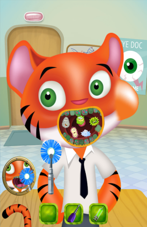 Android Pet Vet Clinic Game for Kids Screen 3