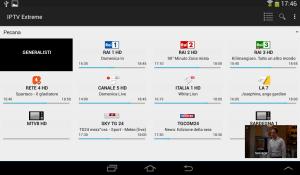 IPTV Extreme Pro 101.0 Screen 2