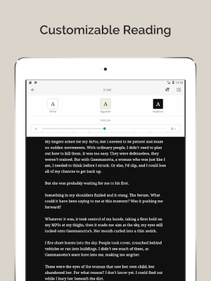 Inkitt – Free Fiction Books, Novels & Stories 2.11.3 Screen 6