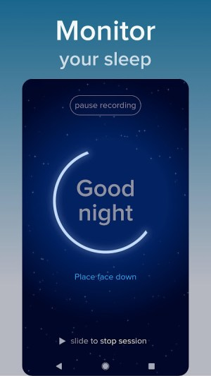 SnoreLab : Record Your Snoring 2.7.4 Screen 1