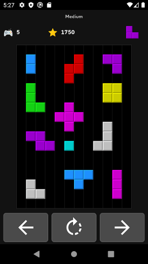 Android Brick Game Screen 14